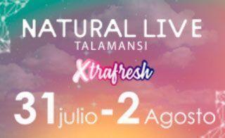 Natural Live 31 Julio - 2 Agosto